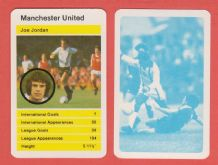 Manchester United Joe Jordan Scotland